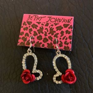 Betsy Johnson Earrings